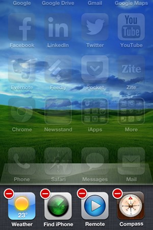 iPhone Task Manager