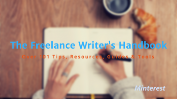 The Freelance Writer's Handbook