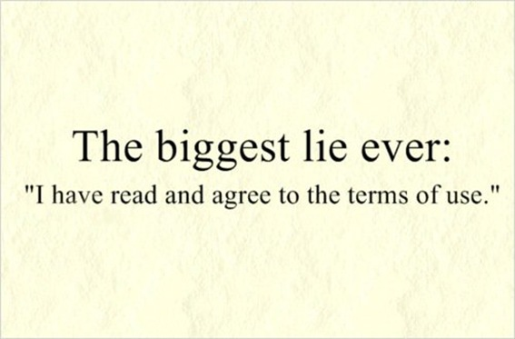 The Biggest Lie Ever!