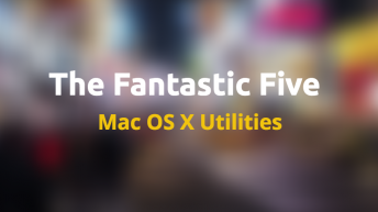 Best Mac OS X Utilities