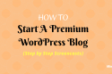 How To Start A WordPress Blog (Step by Step Screencasts)