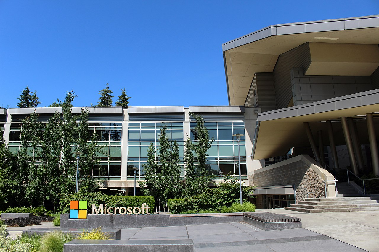 Building 92 at Microsoft