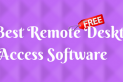 The Best Remote Desktop Access Software