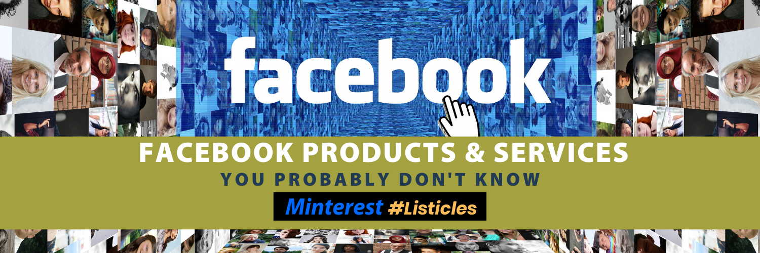 Facebook Products & Services