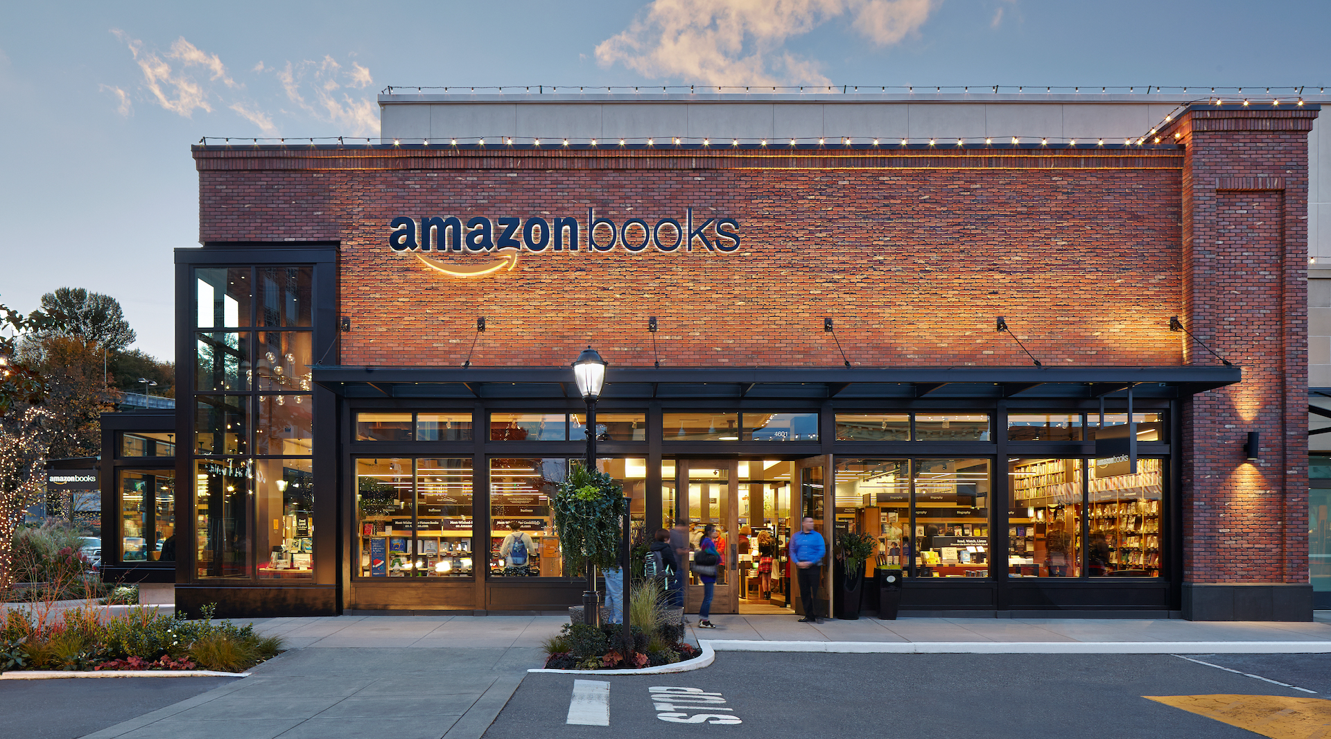 Amazon Books First Store