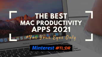 Best Mac Only Productivity Apps 2021