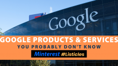 Google Products & Services