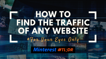 How To Find The Traffic Of Any Website