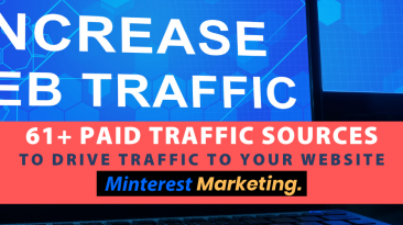 Paid Traffic Sources 101