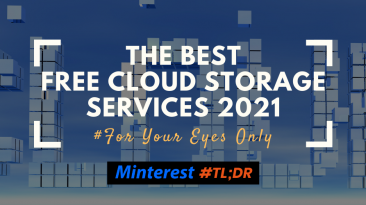 The Best Free Cloud Storage Services 2021