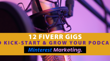Fiverr Gigs To Start Podcast